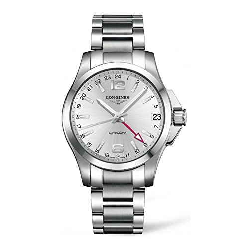 Longines Conquest Automatic Stainless Steel Men's Watch L3.687.4.76.6