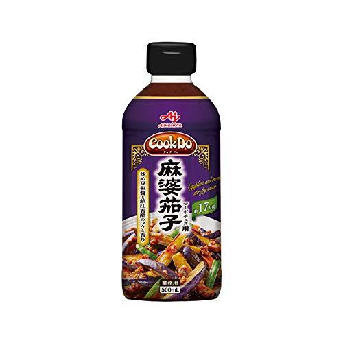 味の素【「Cook DoR」麻婆茄子用500mlボトル×6×2】