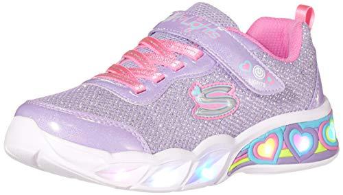 Skechers calzado deportivo para niñas, S, zapatillas iluminadas