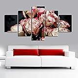WJHW Couverture chauffante en Polaire Gris - 180 x 200 cm,Natural,160 * 80cm