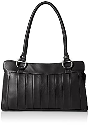 Visconti Jennifer Leather Handbag Ladies Top Handle Bag