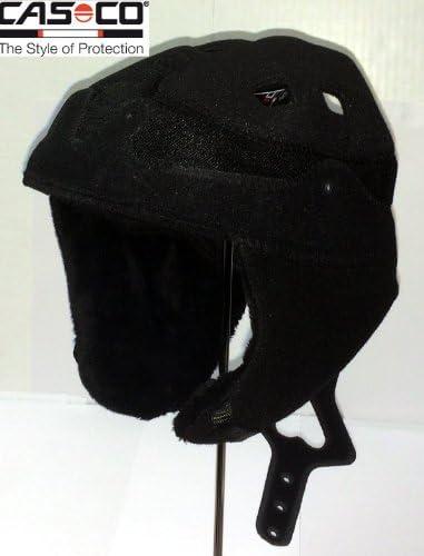 Casco Mistrall Plus Bombe d'équitation avec étui Rigide