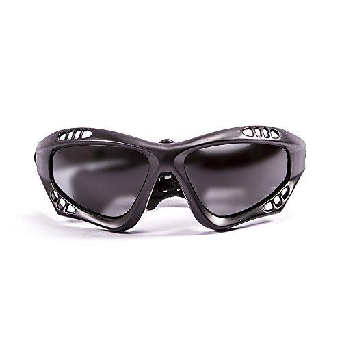 OCEAN SUNGLASSES - Australia - lunettes de soleil polarisÃBlackrolles - Monture : Noir Mat - Verres : FumÃBlackrolle (11700.0)