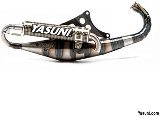 Auspuffanlage Yasuni Carrera 21 für Piaggio, Aramid Endschalldämpfer preisvergleich preisvergleich bei bike-lab.eu