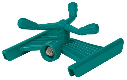 Gilmour 3 Pack Circle Pattern Rotary Lawn Sprinkler
