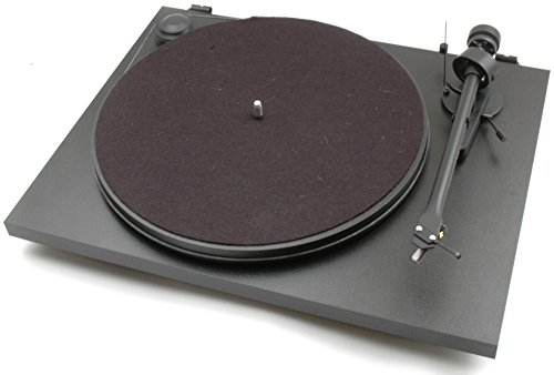 Pro-Ject Essential II Black Turntable