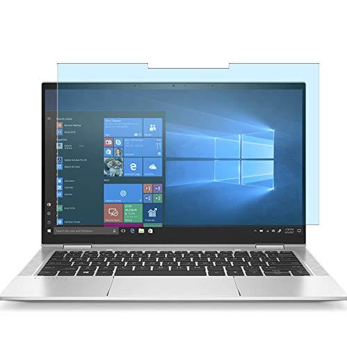 Vaxson 2 Stück Anti Blaulicht Schutzfolie, kompatibel mit HP EliteBook x360 1030 G7 Convertible 13.3', Displayschutzfolie Bildschirmschutz [nicht Panzerglas] Anti Blue Light