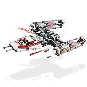 Amazon.co.jp - レゴ スターウォーズ レジスタンス Y-ウィング・スターファイター 75249