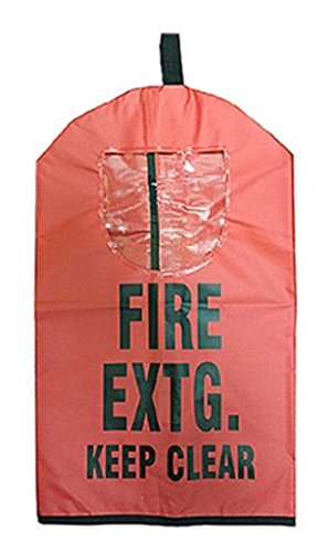 """Fire Extinguisher Cover With Window (Medium - 25"""" x 16 1/2"""")"""
