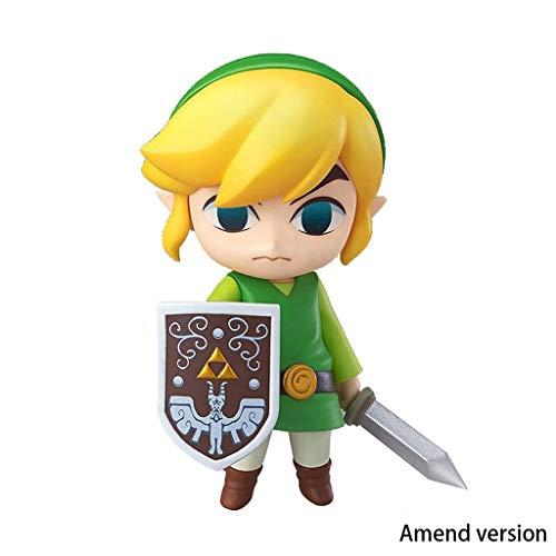 Die Legende Von Zelda: Link Cat's Eye Zaubermaske Wilderness Nendoroid Action Figure PVC-Figur