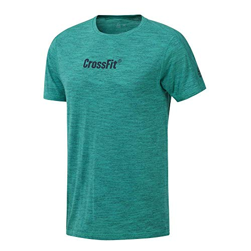 Reebok RC Marble Melange CF tee Camiseta Hombre
