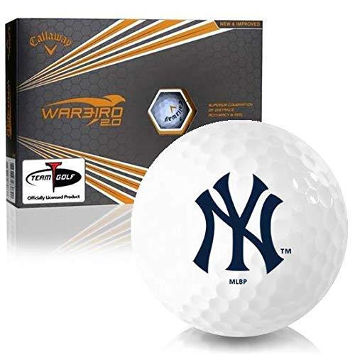 Callaway Golf Warbird 2.0 New York Yankees Golf Balls