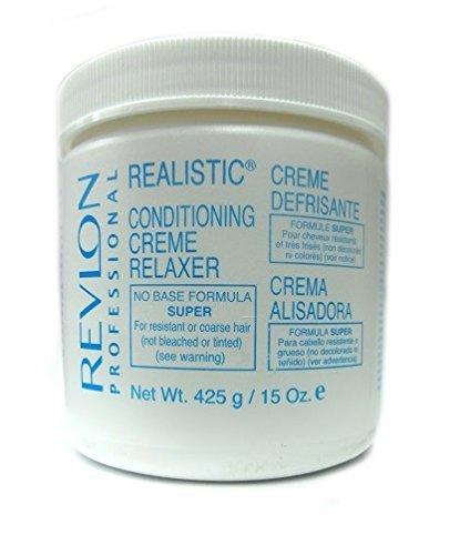 Relaxer/Glättungscreme REVLON Conditioning Creme Relaxer SUPER 425g