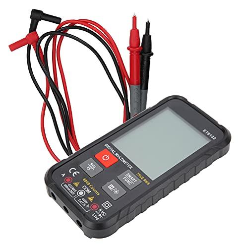 Multímetro, Probador De Voltaje Actual, Portátil Inteligente Para El Hogar, Industrial, Para Laboratorio