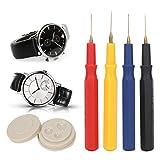 Rotekt Guarda Strumento di Pulizia, 4Pcs Oil Pin Pen Dip + 1Pc Set di Utensili per Piatto oliatore Guarda Come Riparare Gli Accessori(01)