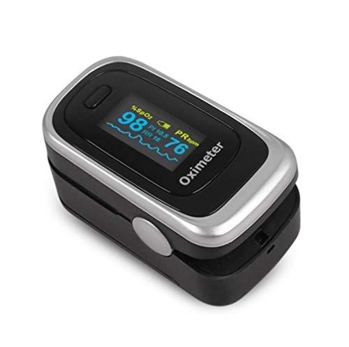 Vinger Oximeter ademfrequentie PI Sleep Monitoring vinger Pulsoximeter, kleine formaat, lichte gewicht, makkelijk mee te nemen.