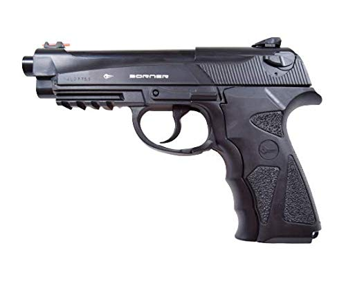 Pistola Borner 306 Sport. Calibre 4,5mm. 3,3 Julios. Co2.