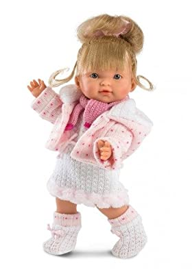 Llorens 11 inch Fashion Doll Made in Spain