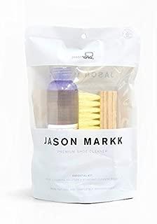 (ジェイソン マーク) Jason Markk ブラシ 靴ケア用品 [ ケアキット ] 3691 4oz. PREMIUM KIT メンズ レディース クリーナー 靴 ケア セット (並行輸入品)