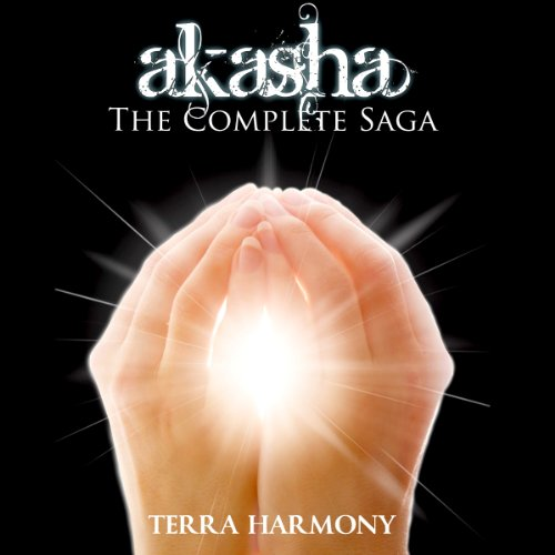 Akasha audiobook cover art