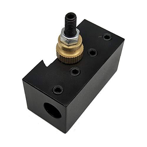 Roeam Mini-Drehmaschine Schneidmesserhalter für Schnellwechsel-Werkzeughalter