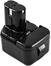 Gatopower 日立 12v バッテリー3500mAh eb1214 互換バッテリー 日立バッテリー 12v EB1214S EB1214L EB1220BL EB1212S BCC1215 NI-MH ニッケル水素 電池日立工機バッテリー一年保証付き