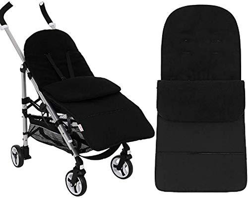 Saco de dormir universal para cochecito de bebé, impermeable y resistente al viento