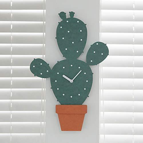 WHSS Relojes de pared Sala creativa personalidad moderna decorativa reloj de pared/pastoral europeo casa colgante reloj reloj