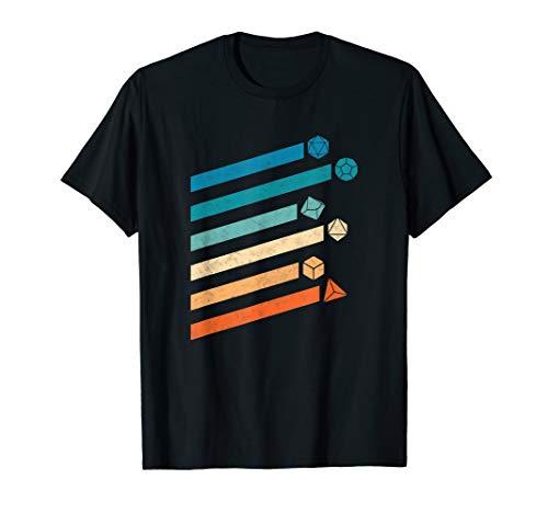 Retro D20 T-Shirt