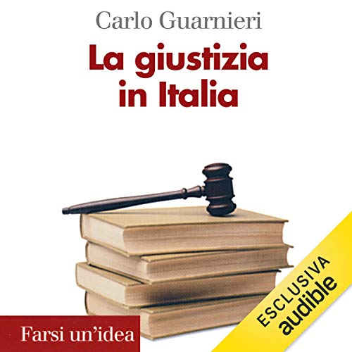 La giustizia in Italia cover art