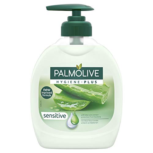 Palmolive Hygiene-Plus Sensitive Flüssigseife, 300 ml