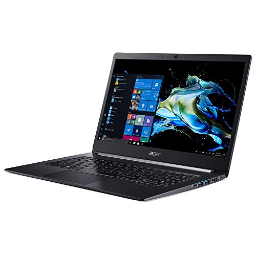 ACER Ultrabook TravelMate X5 TMX514-51-57RL Monitor 14' Full HD Intel Core i5-8265U Quad Core Ram 8GB SSD 512GB 3xUSB 3.0 Windows 10 Pro
