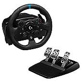 G923 Racing Wheel - Volante para Simulador de Carreras para Xbox One y PC- Negro