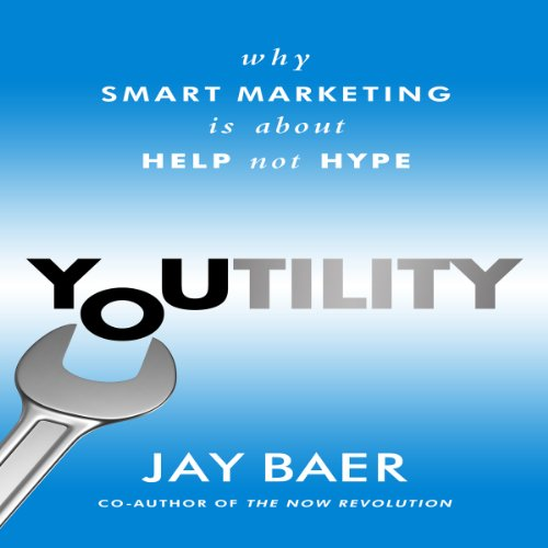 Youtility audiobook cover art