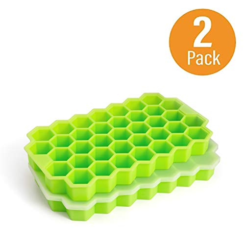Silicone Honeycomb Ice Cube Tray