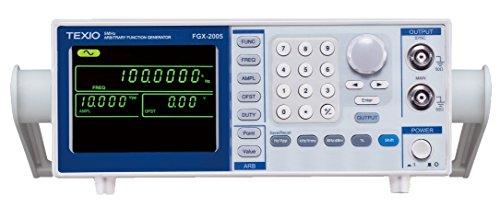 TEXIO(テクシオ) ファンクションジェネレータ(0.1Hz-5MHz) : FGX-2005