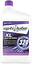 Opti-Lube XL Xtreme Lubricant Diesel Fuel Additive: 1 Quart Treats up to 320 Gallons