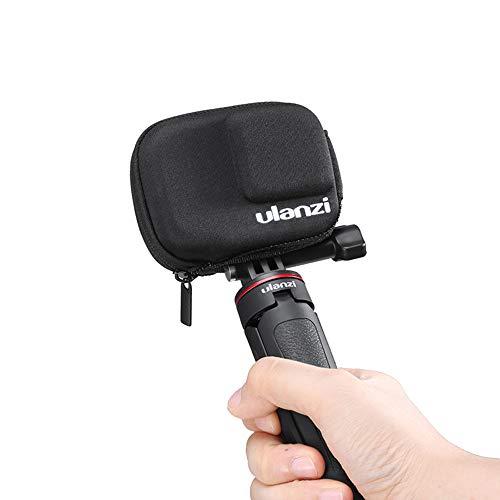 Linghuang Mini Bolsa de Almacenamiento para GoPro Hero 8 Black Bolsa Protectora Diseño de Medio Paquete Portátil Viaje