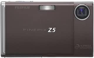 Fujifilm Finepix Z5fd 6.3MP Digital Camera with 3x Optical Zoom (Chocolate Brown)