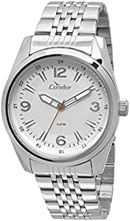 Relógio Masculino Condor Analógico Co2035Kqc/K3K Prata
