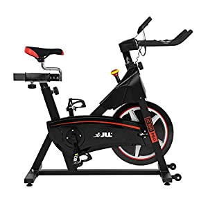 indoor bike with white background