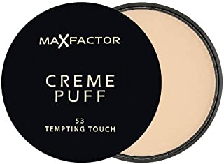 Max Factor Pressed Powder Creme Puff 21g-75 Golden by Max Factor