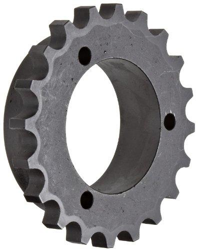 Martin 5018SH QD Roller Chain Coupling, High Carbon Steel, Inch, 18 Teeth, 4 3/16