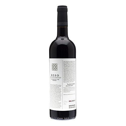 Beso de Rechenna Crianza - Vino Tinto Requena - 750 ml