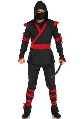 Leg Avenue Ninja Assassin kostuum