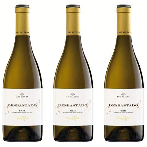 Enate Vino Blanco Viura Y Malvasia - 3 botellas x 750ml - total: 2250 ml