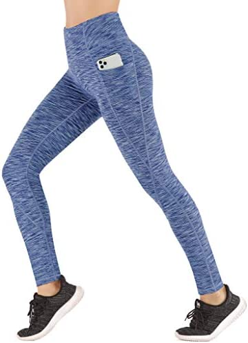 Heathyoga Yoga Pants for Women with Pockets High Waisted Leggings with Pockets for Women Workout product image