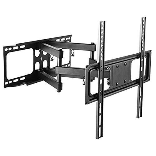 Soporte de pared P14 para televisores VESA 200 x 200 hasta 400 x 400, inclinable, extensible para televisores LCD LED Plasma Curved de 32 a 70 pulgadas en negro, hasta máx. 40 kg