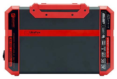 富士倉 120,000mAh 大容量 モバイルバッテリー ポータブル電源 BA-450