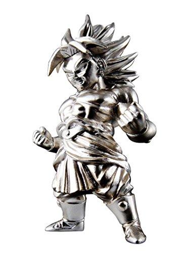 Bandai- Super Saiyan 2 Broly, Mini Figura de 7.3 cm, Dragon Ball Z Series 2 Absolute Chogokin (BDIDB079118) , color/modelo surtido